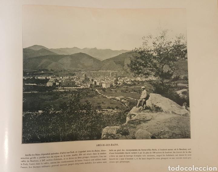 Fotografía antigua: LOTE DE 11 NUM. DE LE PANORAMA - MERVEILLES DE FRANCE, ALGÉRIE, BELGIQUE, SUISSE Nº 15-25 (C. 1900) - Foto 2 - 156831082