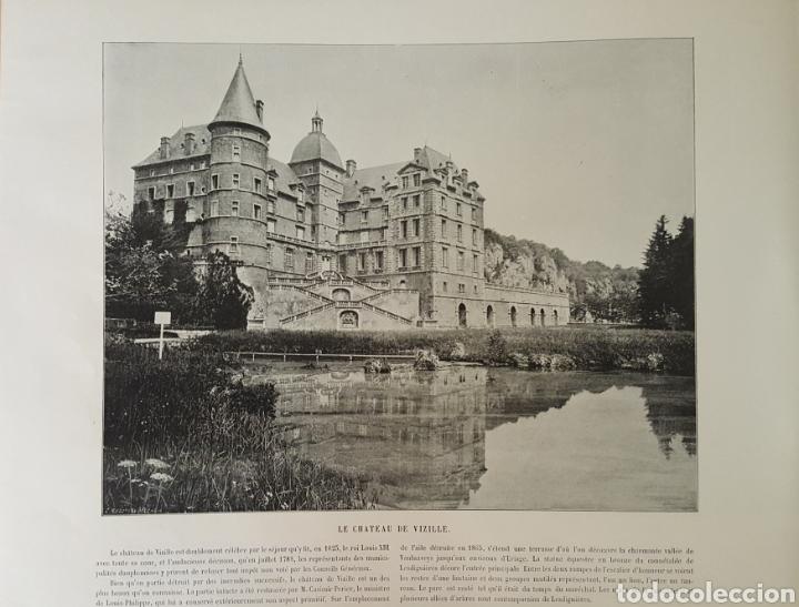 Fotografía antigua: LOTE DE 11 NUM. DE LE PANORAMA - MERVEILLES DE FRANCE, ALGÉRIE, BELGIQUE, SUISSE Nº 15-25 (C. 1900) - Foto 3 - 156831082
