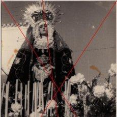Fotografía antigua: FOTOGRAFÍA SEMANA SANTA SAN ROQUE (CÁDIZ). Lote 156921266