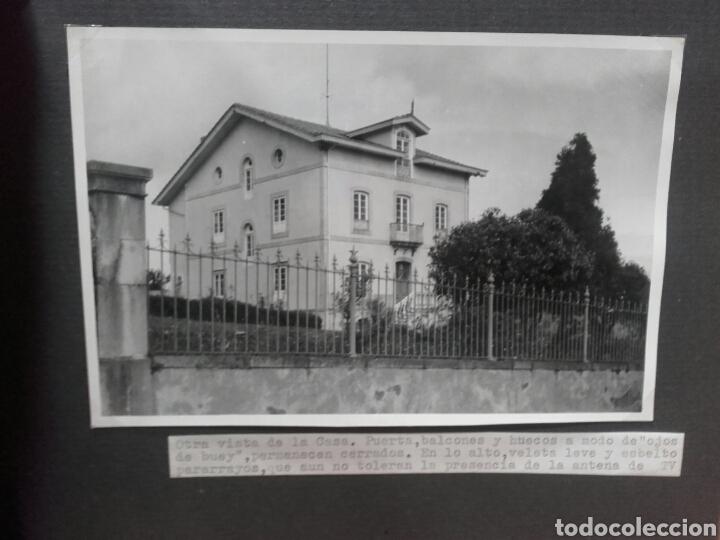 SOMADO (ASTURIAS), LA CASA DE LA GENERALA. (Fotografía - Artística)