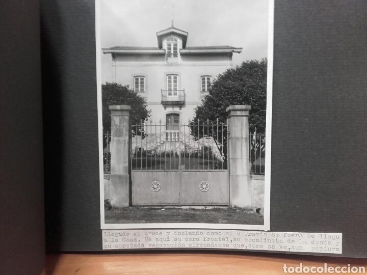 Fotografía antigua: SOMADO (ASTURIAS), LA CASA DE LA GENERALA. - Foto 2 - 157267694