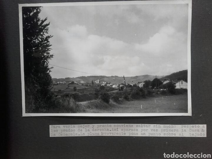 Fotografía antigua: SOMADO (ASTURIAS), LA CASA DE LA GENERALA. - Foto 3 - 157267694