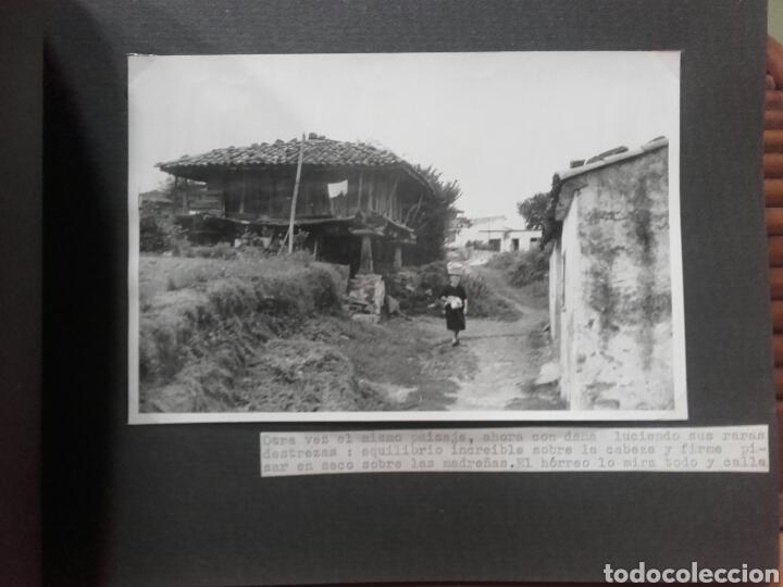 Fotografía antigua: SOMADO (ASTURIAS), LA CASA DE LA GENERALA. - Foto 6 - 157267694