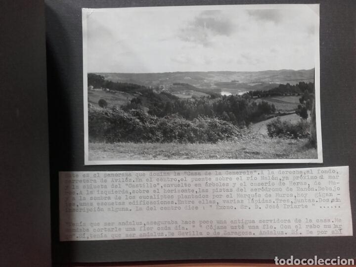 Fotografía antigua: SOMADO (ASTURIAS), LA CASA DE LA GENERALA. - Foto 7 - 157267694