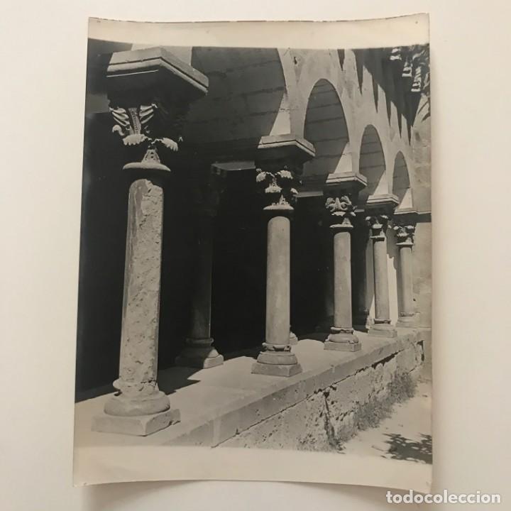 Sant Cugat del Vallés. Claustro 18x24 cm - 158237038