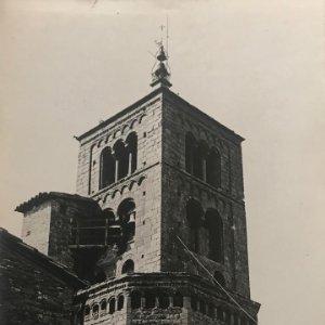 Santa Eugènia de Berga. Iglesia18x24 cm