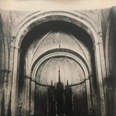 Fotografía antigua: SANT CUGAT DEL VALLÉS 18X24 CM. Lote 158237238
