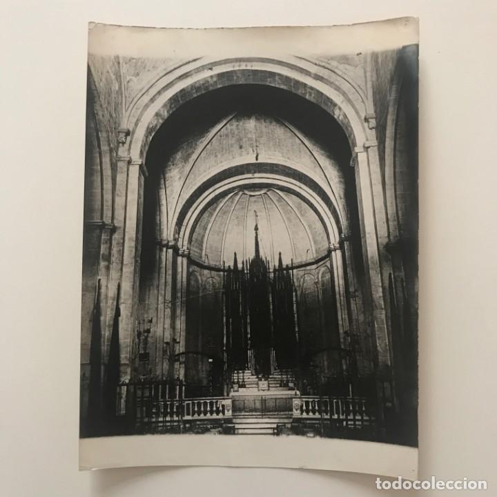 Fotografía antigua: Sant Cugat del Vallés 18x24 cm - Foto 2 - 158237238