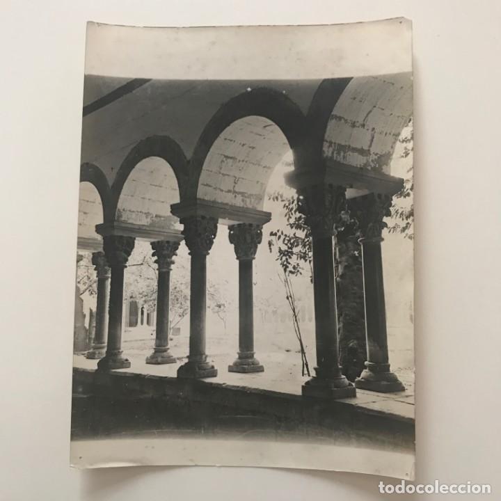 Sant Cugat del Vallés. Claustro 18x24 cm - 158237338