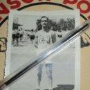 Fotografía antigua: MANDO DE FALANGE ACADEMIA NACIONAL ONESIMO REDONDO JUEGOS COMPETICION EN VALENCIA 1950. Lote 159003166