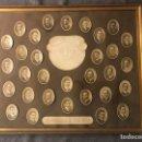 Fotografía antigua: VALENCIA. CUADRO FOTOGRÁFICO. PROMOCIÓN DE DERECHO. UNIVERSIDAD DE VALENCIA. PROMOCIÓN (A.1915-1921). Lote 159128168
