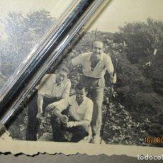 Fotografía antigua: ACADEMIA ONESIMO REDONDO MANDOS INSTRUCTORES EN ASTURIAS 1958. Lote 159314498