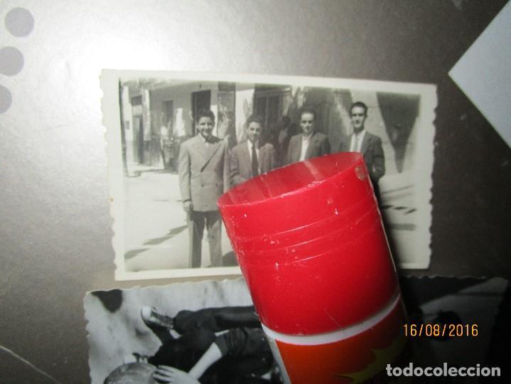 Fotografía antigua: ALICANTE 1948 1961 FUTBOL EQUIPO FALANGE ACADEMIA ONESIMO REDONDO MANDOS INSTRUCTORES - Foto 5 - 159315138