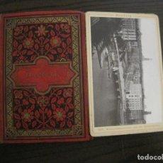 Fotografía antigua: HAMBURG-HABURGO-ALBUM ANTIGUO CON FOTOGRAFIAS DE LA CIUDAD-VER FOTOS-(V-16.322). Lote 159568494