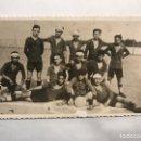 Fotografía antigua: VALENCIA. C.F., ?? ALEVINES. FOTOGRAFÍA ANTIGUA ORIGINAL (A.1922). TAMAÑO POSTAL. Lote 159766841