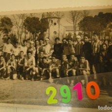 Fotografía antigua: FOTO FOTOGRAFIA CAMPO DE FUTBOL DEL LEVANTE U D ESTADIO VALLEJO AÑOS 40 . Lote 159893338