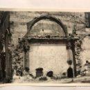 Fotografía antigua: CARTUJA DE VALLDECRIST. SEGORBE (CASTELLÓN) FOTOGRAFÍA ANTIGUA (H.1960?). Lote 159918805