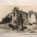 Fotografía antigua: CARTUJA DE VALLDECRIST. (5) SEGORBE (CASTELLÓN) FOTOGRAFÍA ANTIGUA (H.1960?). Lote 159918886