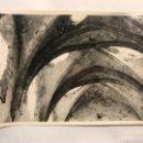 Fotografía antigua: CARTUJA DE VALLDECRIST. (7) SEGORBE (CASTELLÓN) FOTOGRAFÍA ANTIGUA (H.1960?). Lote 159918913