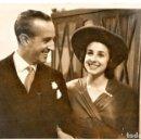 Fotografía antigua: FOTOGRAFIA ORIGINAL AÑOS 40,LUPE SINO ?? NOVIA/COMPAÑERA DEL TORERO MANOLETE.TOROS-TAUROMAQUIA. Lote 160016382