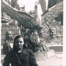 Fotografía antigua: VALENCIA. FALLA PLAZA DEL CAUDILLO AÑO 1971. EL COLOSO DE RODAS. Lote 160341482