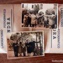 Fotografía antigua: ANTIGUAS FOTOGRAFIAS APLEC A AMETLLA DEL VALLES - 1951 - LABORATORIO SENDRA - BARCELONA. Lote 160365286