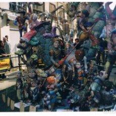Fotografía antigua: VALENCIA. FALLA CONVENTO JERUSALEN AÑO 2001. Lote 160540690