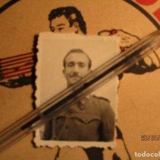 Fotografía antigua: MANDOS DE ACADEMIA NACIONAL ONESIMO REDONDO FALANGE. Lote 159002558