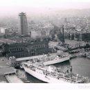 Fotografía antigua: PUERTO DE BARCELONA. SEPTBRE 1972. Lote 160579870