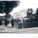 Fotografía antigua: ESTUDIOS DE TVE EN MIRAMAR, BARCELONA. AÑO 1972. Lote 160581282