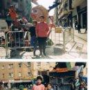 Fotografía antigua: DOS FOTOS FALLAS AÑO 1994. Lote 160630602