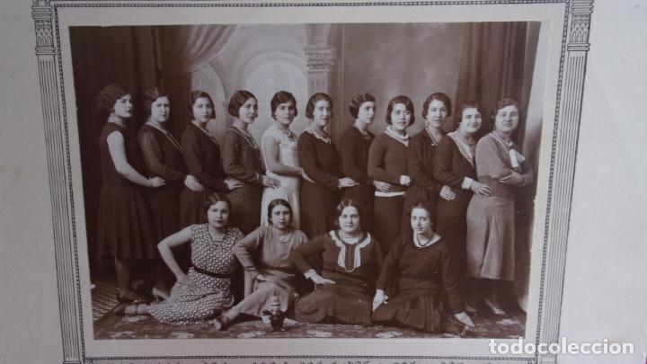 Fotografía antigua: lote 4 fotos Tendero Albacete,años 20 - Foto 2 - 160713730