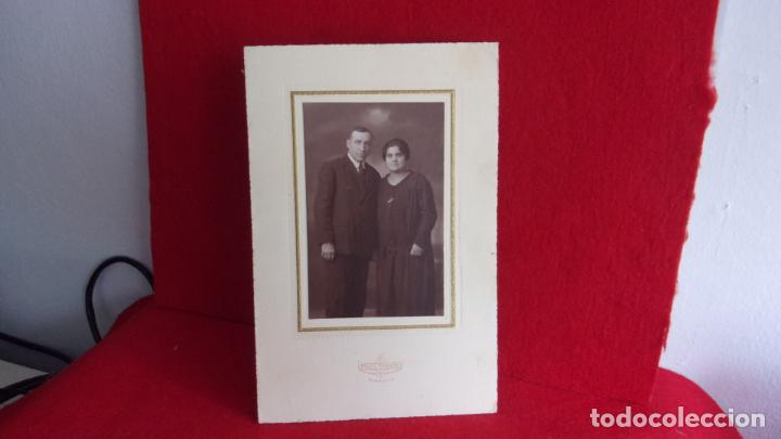 Fotografía antigua: lote 4 fotos Tendero Albacete,años 20 - Foto 5 - 160713730