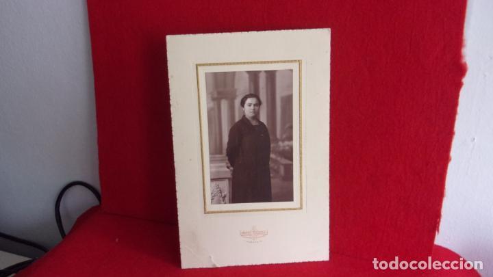 Fotografía antigua: lote 4 fotos Tendero Albacete,años 20 - Foto 8 - 160713730