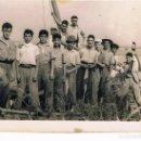 Fotografía antigua: VALENCIA. LA ALBUFERA. 28 JUNIO 1953. Lote 160741386