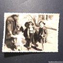 Fotografía antigua: (C-FTG.01) ANTIGUA FOTOGRAFÍA. Lote 160752890