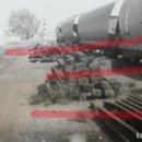 Fotografía antigua: ZARAGOZA RENFE . ESTACION DEL NORTE. ANTIGUA FOTOGRAFIA ORIGINAL. AÑOS 70. 13 X 18 CM. Lote 160828770