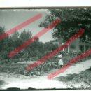 Fotografía antigua: ZARAGOZA PARQUE DEL CABEZO. ANTIGUA FOTOGRAFIA ORIGINAL. AÑOS 70. 13 X 18 CM. Lote 160832642