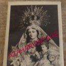 Fotografía antigua: BOLLULLOS DEL CONDADO, ANTIGUA FOTOGRAFIA DE NUESTRA SEÑORA DE LAS MERCEDES,60X95MM. Lote 160944930