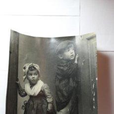 Fotografía antigua: FOTOGRAFIA ARTISTICA AÑOS 50 ARTISTICA. Lote 160993118