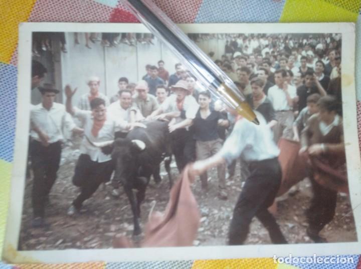 FOTO FIESTAS DE SAN ROQUE PORTUGALETE 1961 (Fotografía - Artística)