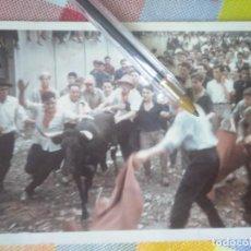 Fotografía antigua: FOTO FIESTAS DE SAN ROQUE PORTUGALETE 1961. Lote 161749618