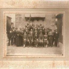 Fotografía antigua: LOTE SEIS FOTOS ANTIGUAS. Lote 162139562