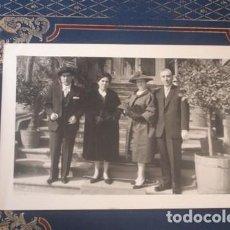 Fotografía antigua: RETRATO DE GRUPO - PORTAL DEL COL·LECCIONISTA*****. Lote 163067838