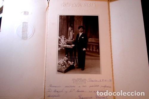 RETRATO DE COMUNIÓN JOSÉ ALONSO - PORTAL DEL COL·LECCIONISTA ***** (Fotografía - Artística)