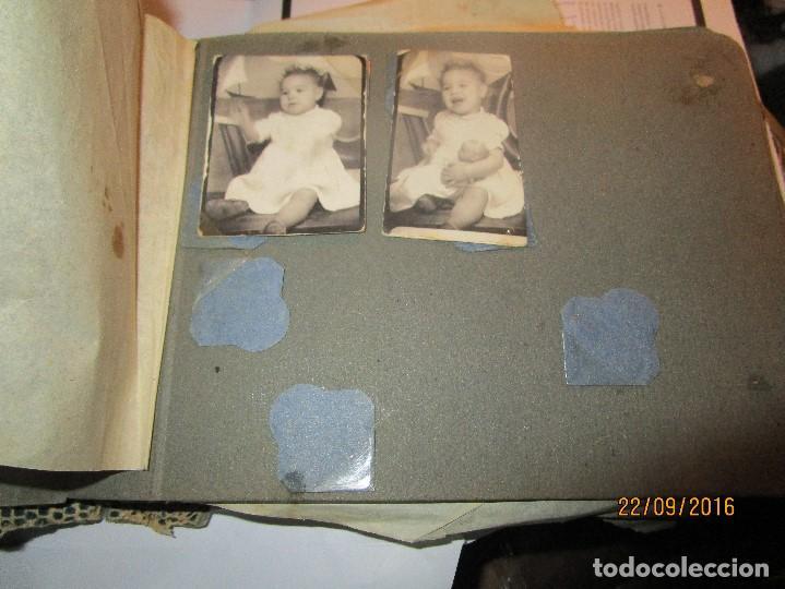 Fotografía antigua: ANTIGUO ALBUM FOTOS ALICANTE Y ELDA 49 FOTOGRAFIAS EN FIESTAS PLAYA ATRACCION ETC - Foto 3 - 164636546