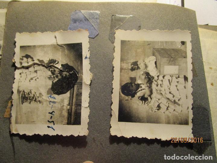 Fotografía antigua: ANTIGUO ALBUM FOTOS ALICANTE Y ELDA 49 FOTOGRAFIAS EN FIESTAS PLAYA ATRACCION ETC - Foto 8 - 164636546