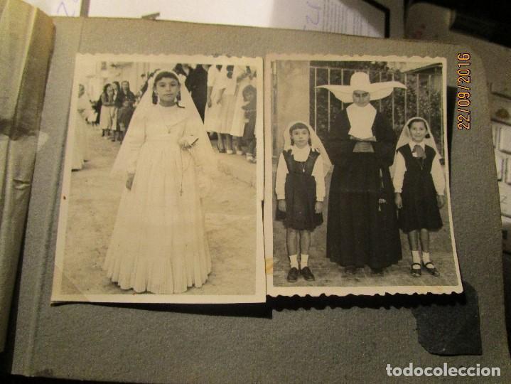 Fotografía antigua: ANTIGUO ALBUM FOTOS ALICANTE Y ELDA 49 FOTOGRAFIAS EN FIESTAS PLAYA ATRACCION ETC - Foto 9 - 164636546