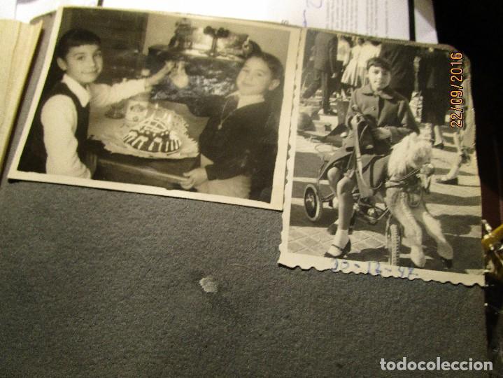 Fotografía antigua: ANTIGUO ALBUM FOTOS ALICANTE Y ELDA 49 FOTOGRAFIAS EN FIESTAS PLAYA ATRACCION ETC - Foto 16 - 164636546