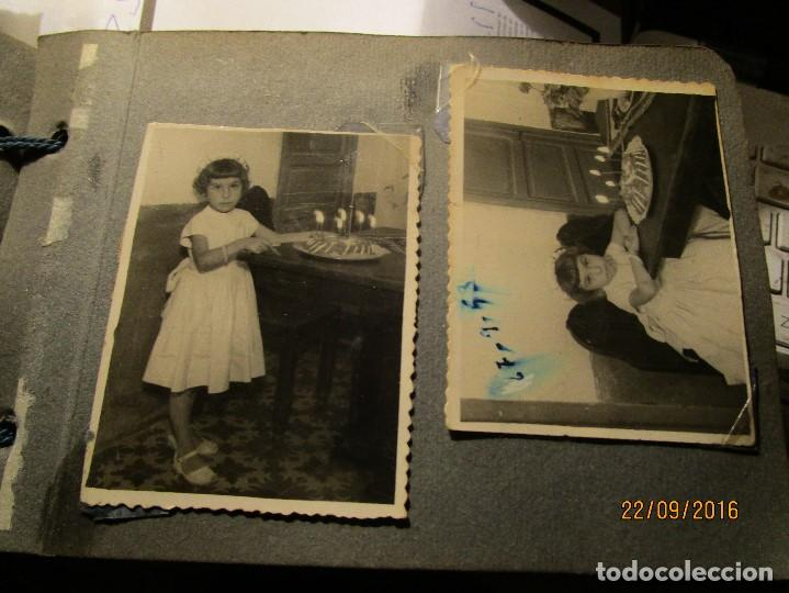Fotografía antigua: ANTIGUO ALBUM FOTOS ALICANTE Y ELDA 49 FOTOGRAFIAS EN FIESTAS PLAYA ATRACCION ETC - Foto 20 - 164636546